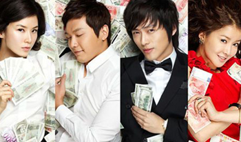 "série coréenne ""Becoming a Billionaire"" en vostfr"
