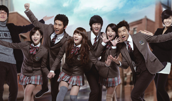 "série coréenne ""Dream High"" en vostfr"