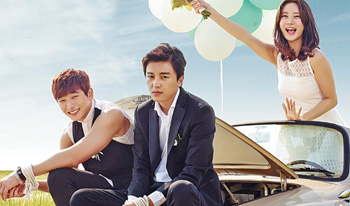 "série coréenne ""Marriage, Not Dating"" en vostfr"