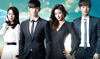 "série coréenne ""My Love From the Star"" en vostfr"
