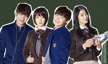 srie corenne &quot;School 2013&quot; en vostfr