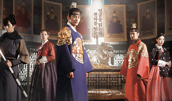 "série coréenne ""The King's Face"" en vostfr"