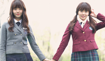 "série coréenne ""Who Are You, School 2015"" en vostfr"