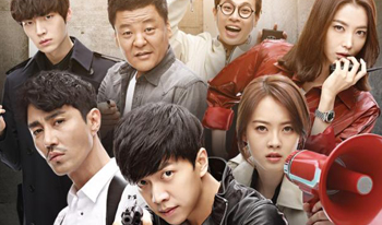 "série coréenne ""You Are All Surrounded"" en vostfr"