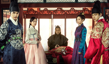 "série coréenne ""Ruler - Master Of The Mask"" en vostfr"