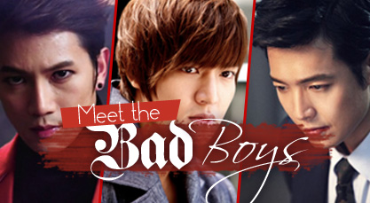 Meet the Bad Boys