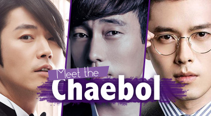 Meet The Chaebol
